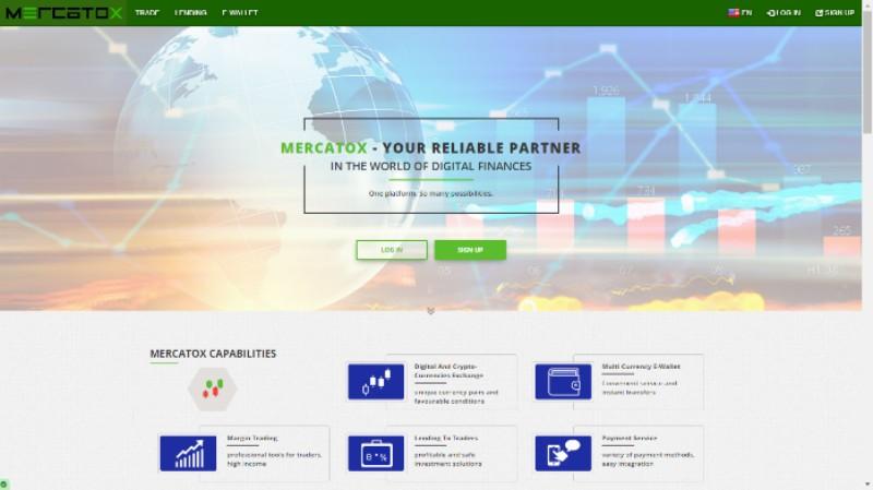 خرید بیت کوین در صرافی mercatox