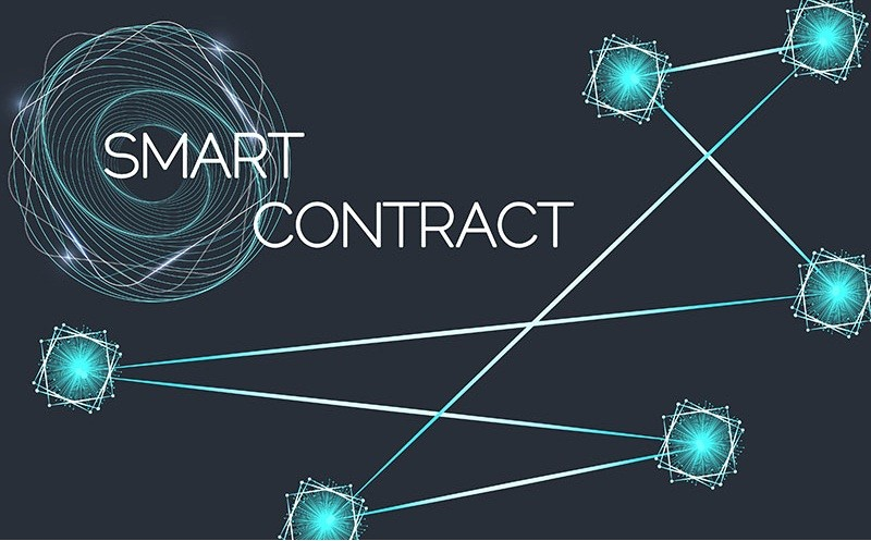smart contract sample used