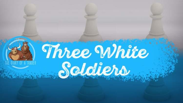three white soldiers pattern
